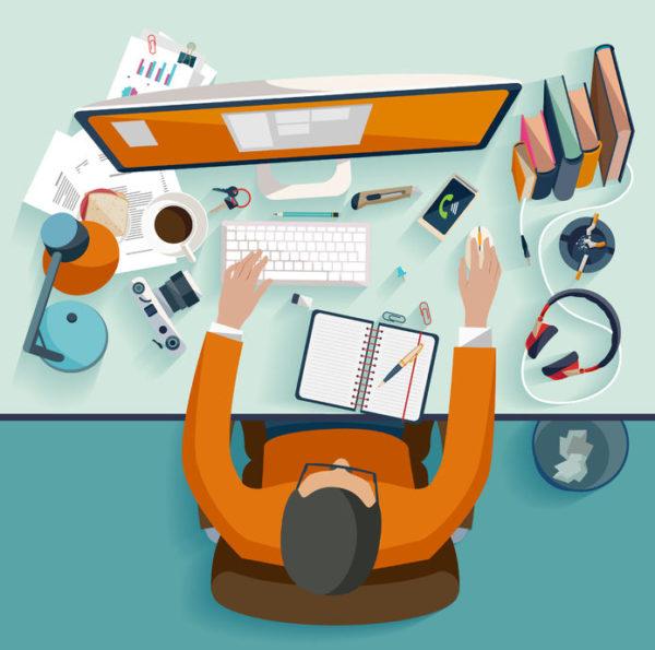 Produktbild Nimmerland Coworking Space