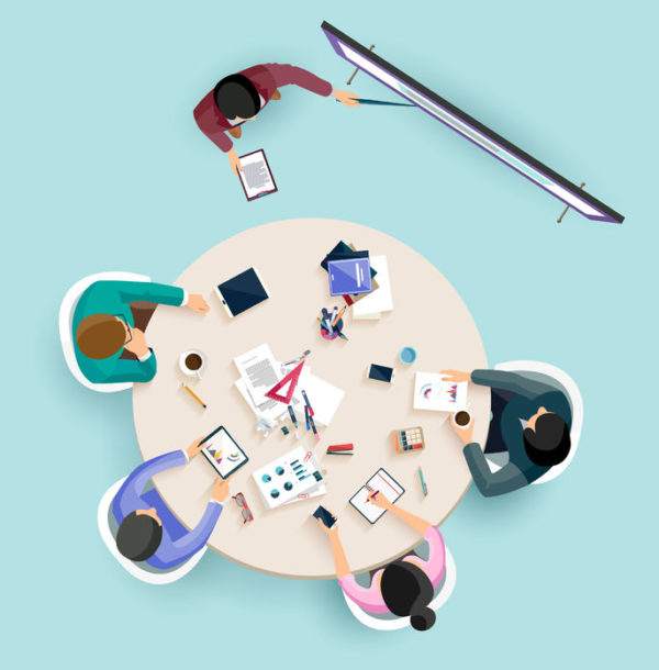 Produktbild Nimmerland Nextcloud Team